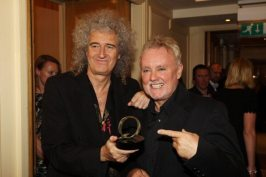 Brian May and Roger Taylor| © Dave Hogan/Getty Images