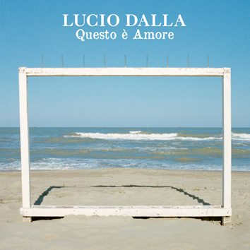 """E' uscito """"Questo è amore"""", il nuovo album di Lucio Dalla"""