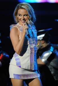 Kylie Minogue | © PETER PARKS/AFP/Getty Images