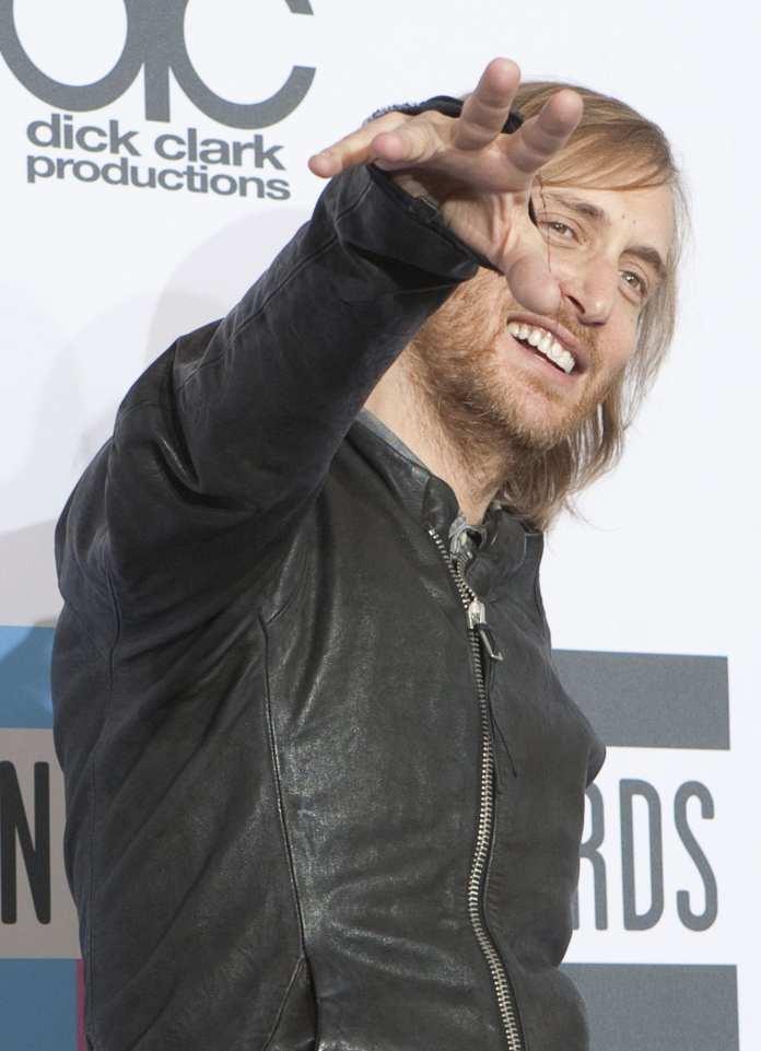 David Guetta lancia la sfida al rock
