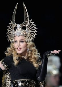 Madonna in scena all'Halftime Show | © Ezra Shaw/Getty Images