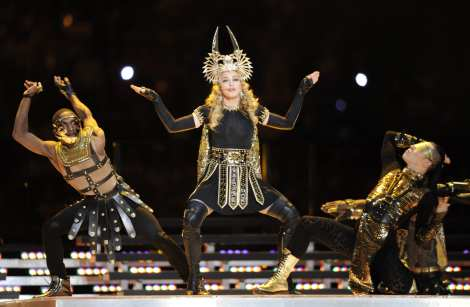 Madonna sul palco | © TIMOTHY A. CLARY/AFP/Getty Images
