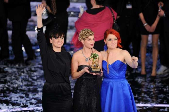 Sanremo 2012: Festival tutto al femminile. Celentano vince gli ascolti