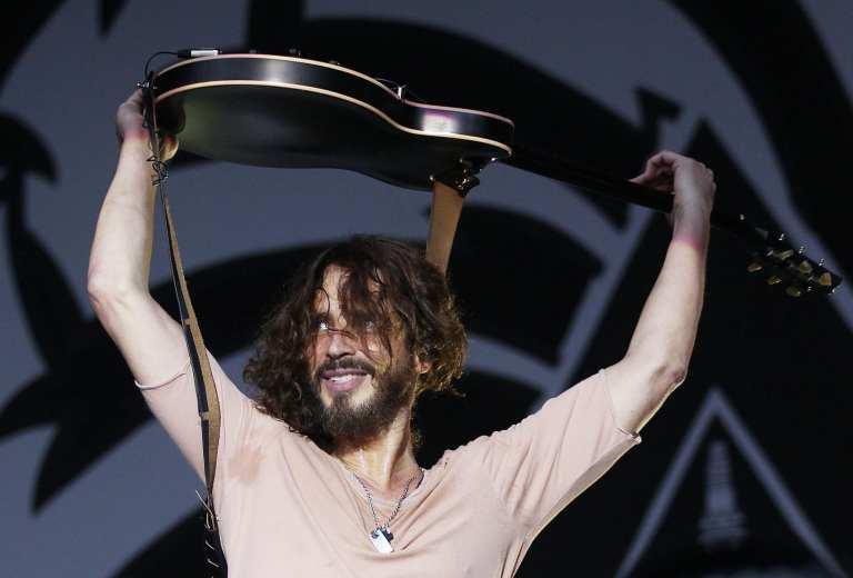 Chris Cornell, a Verona nuova data del tour