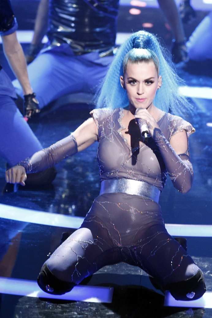 Katy Perry | © Andreas Rentz/Getty Images
