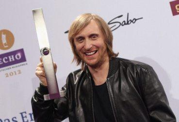 David Guetta premiato agli Echo Music Award | © Sean Gallup/Getty Images