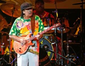 Carlos Santana | ©  Ethan Miller / Getty Images