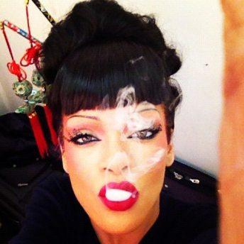 Rihanna | Pagina Twitter