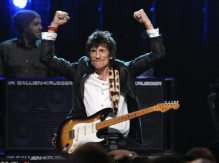 Ron Wood - Faces sul palco | © Michael Loccisano/Getty Images