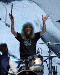 Steven Adler - Guns N' Roses sul palco di Cleveland | © Michael Loccisano/Getty Images