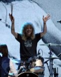 Steven Adler - Guns N' Roses sul palco di Cleveland | © Michael Loccisano/Getty Images