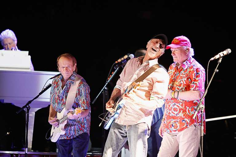 "Beach Boys, video per ""That's Why God Made the Radio"""