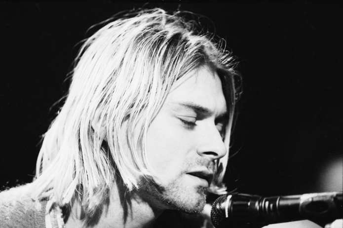 Kurt Cobain, un misterioso album solista registrato prima di morire