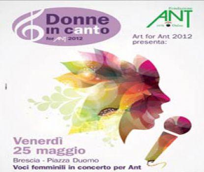 Donne in cANTo, il 25 Maggio concerto di beneficienza. Il Cast