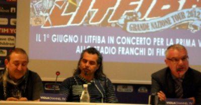 Piero Pelù e Gianluca Baiesi   © Melodicamente