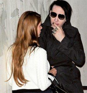 Lana Del Rey & Marilyn Manson | Echo Music Awards