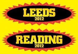 Reading e Leeds Festival 2012