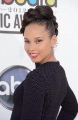 Alicia Keys ai Billboard Music Awards 2012 | © Frazer Harrison/Getty Images