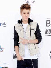 Justin Bieber arriva all'MGM Grand Garden Arena   © Frazer Harrison/Getty Images