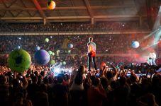 Chris Martin - concerto Coldplay | © Paolo Palladino