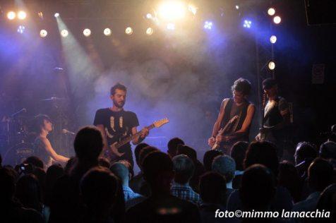 Dolcenera performance live | © Mimmo Lamacchia