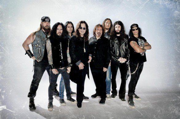 Ozzy & Friends: foto della formazione che sostituirà i Black Sabbath