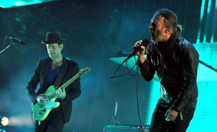 Radiohead al Rock in Roma, la probabile scaletta del live
