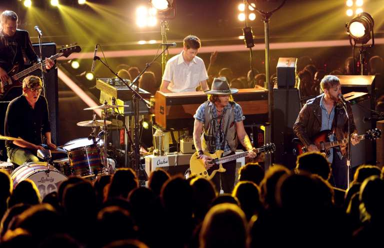 MTV Movie Awards, Black Keys ft Johnny Depp e Fun. tra i performer