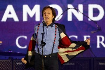 Paul McCartney | © Dan Kitwood/Getty Images