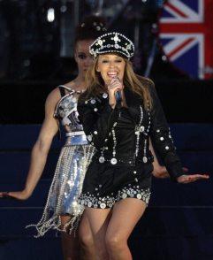 Kylie Minogue- performance al concerto di Buckingham Palace | © Dan Kitwood/Getty Images