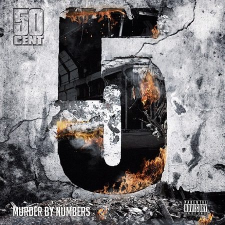 "50 Cent rivela copertina e data d'uscita di ""Five (Murder by Numbers)"""