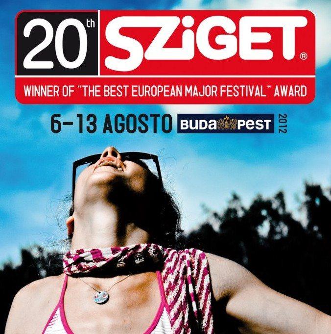 Tutto quello che c'è da sapere sull'edizione 2012 del Sziget Festival