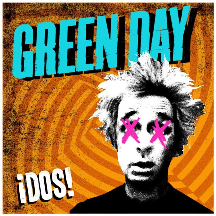 "Green Day, artwork e trailer ufficiale di ""¡Dos!"""