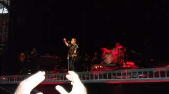 Tour Bruce Springsteen - Milano 07.06.2012 | © A. Moraca