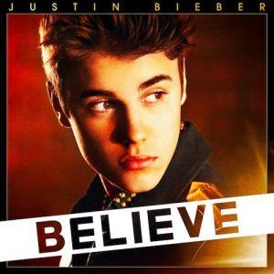 Justin Bieber - Artwork - Believe