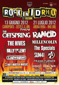 Rock in Idrho 2012