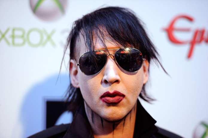 Marilyn Manson vorrebbe tornare a lavorare con Trent Reznor