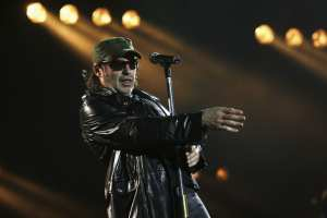 Vasco Rossi | © Giuseppe Cacace/Getty Images