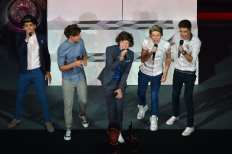 Performance degli One Direction