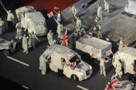 Visione della Cerimonia di Chiusura Olimpiadi 2012