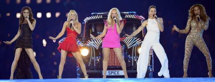 Performance delle Spice Girls