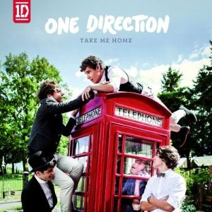 One Direction - Take Me Home - Artwork