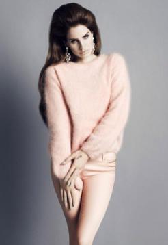 Lana Del Rey, la testimonial di H&M