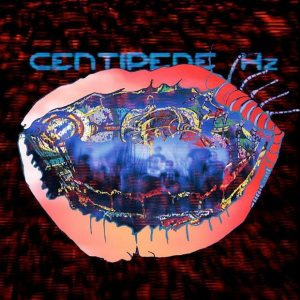 Animal Collective - Centipede Hz - Artwork