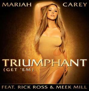 """Mariah Carey - """"Triumphant"""""""