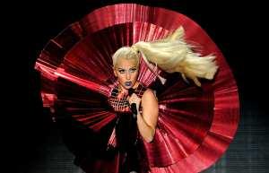 Lady Gaga |© Gareth Cattermole/Getty Images