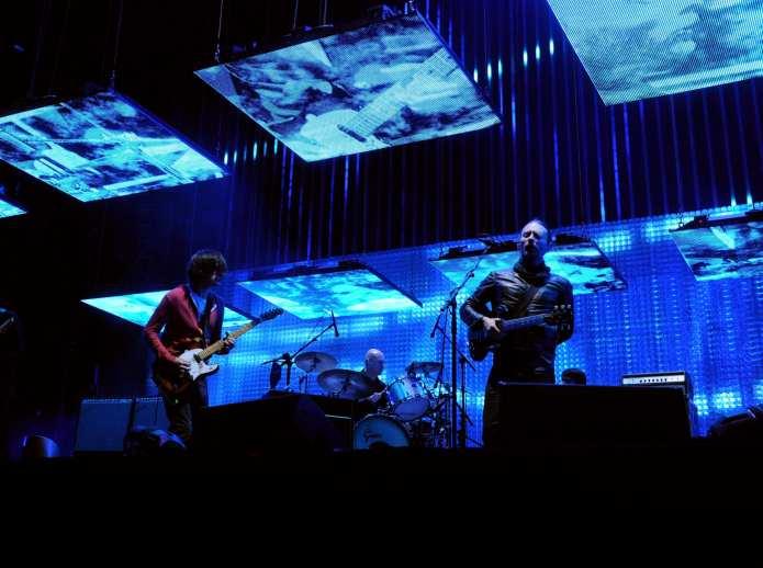 Radiohead, al Rock in Roma in 25mila per la prima del tour italiano