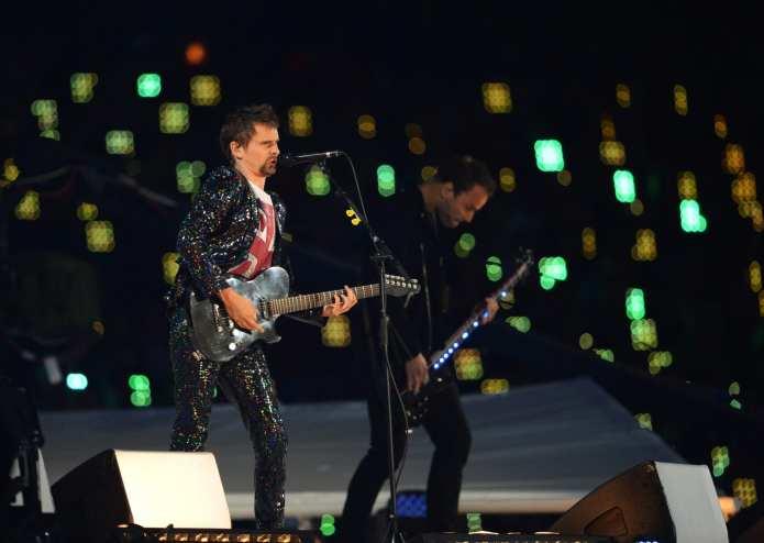 """Muse in concerto a Colonia presentano sette brani da """"The 2nd Law"""""""