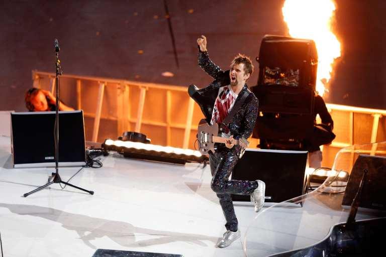 """I Muse chiudono l'iTunes Festival con """"Survival"""""""