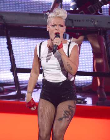 Pink agli MTV Video Music Awards | © Kevin Winter/Getty Images